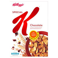 Kellogg's Special K Swiss Chocolate Cereal 360g