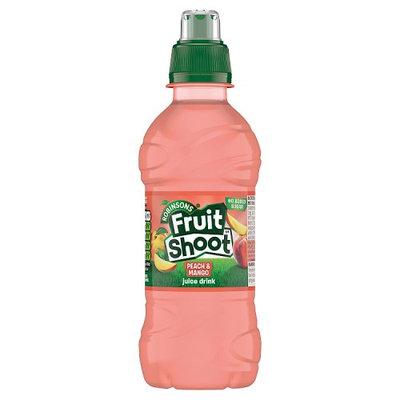 Robinsons Fruit Shoot Peach & Mango Juice Drink 275ml