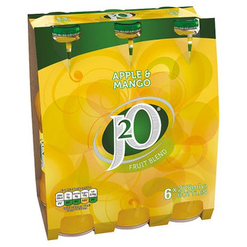 J2O Apple & Mango Fruit Blend 6 x 275ml