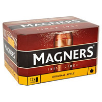 Magners Irish Cider Original Apple 12 x 440ml
