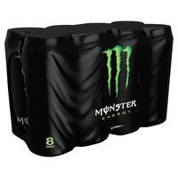 Monster Energy 8 x 500ml