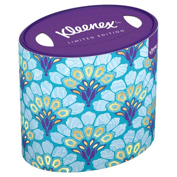 Kleenex® Collection Tissues Oval Single