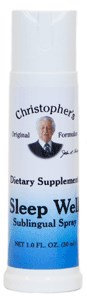 Christopher's Distributing Sleep Well, 1 oz