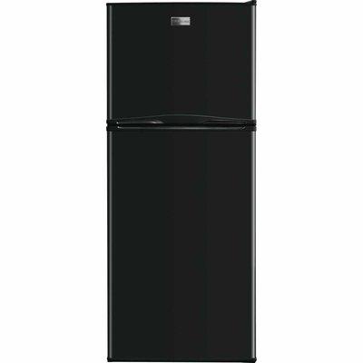 Frigidaire Company 11.5 cu. ft. Top Freezer Refrigerator - Black