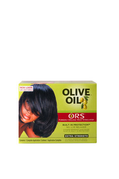 Namaste Laboratories, L.l.c. Relaxer Olive Oil No-Lye Extra Strength 1 application