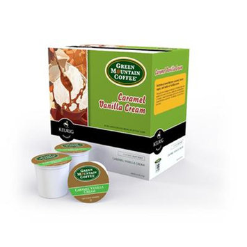 Sears, Roebuck And Co. Coffee® Caramel Vanilla Cream, K-Cups, 18 Ct