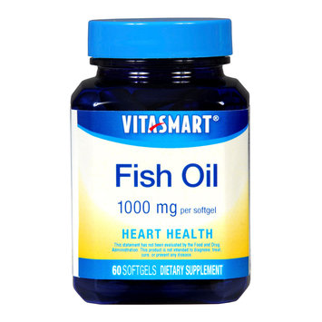 Vitasmart Fish Oil Heart Health Dietary Supplement 1000mg Softgels 60 Count - KMART CORPORATION
