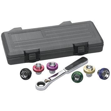 KD Tools Automotive Magnetic Drain Plug Socket Set KDT3870