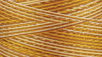Gutermann Natural Cotton Thread Variegated 3,281 Yards-Butternut