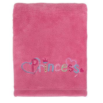 Rashti & Rashti Baby Blanket, Pink Princess