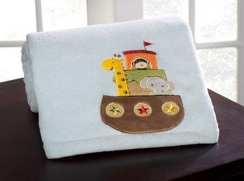 Kidsline Baby Embroidered Blanket Boa Ark - Kidsline
