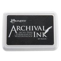 Ranger 121277 Archival Inkpad No. 0-Jet Black