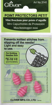 Clover Point Protectors Petit, For Sizes 0, 10.5 Two Pair