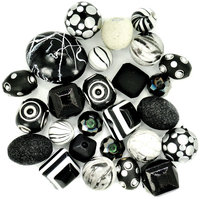 JESSE JAMES Inspirations Beads 50 Grams-Cameo