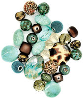 JESSE JAMES Inspirations Beads 50 Grams-Bohemian