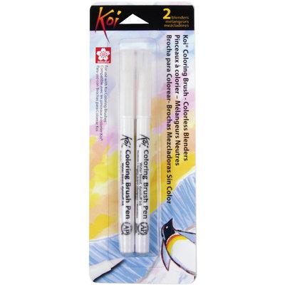 Sakura Koi Coloring Brush Colorless Blender, 2-Pack