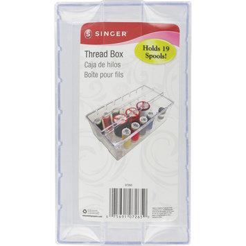 Singer 88260 Clear Plastic Thread Box