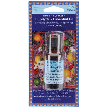 Bolek's Essential Oils .5 Ounce Bottle Eucalyptus