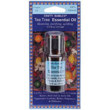 Bolek's Essential Oils .5 Ounce Bottle-Tea Tree