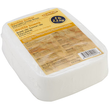 Life of the Party Glycerin Soap Base 5 lb - Double Butter