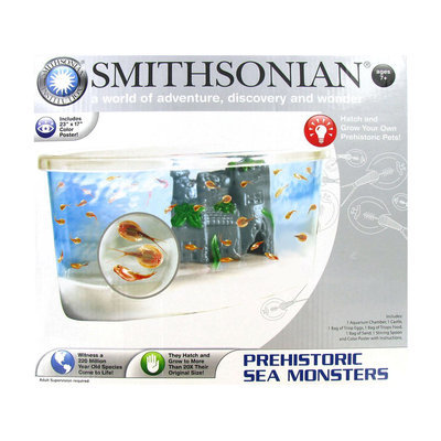 NSI Toys Smithsonian Prehistoric Sea Monsters