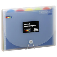 Better Office Products By Subject By Color Expanding File - 1 ea. - School Supplies