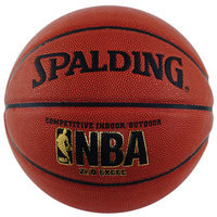 Spalding NBA Zi/O Excel Intermediate Indoor/Outdoor Composite Basketball - 28.5