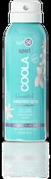 COOLA Travel Size Sport SPF 50 Unscented Organic Sunscreen Spray