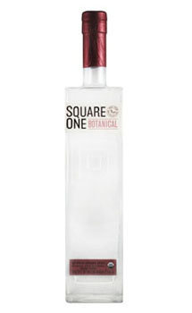 Square One Botanical Organic Vodka