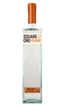 Square One Bergamot Organic Vodka