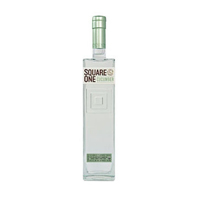 Square One Cucumber Organic Vodka