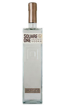 Square One Rye Organic Vodka