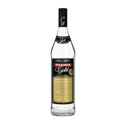 Stoli Gold Vodka
