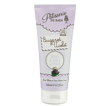 Patisserie de Bain Sugared Violet Body Lotion 200ml