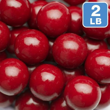 Sweetworks Confections, Llc Red Gumballs 2lb (Each)