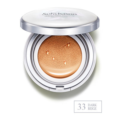 Sulwhasoo - Perfecting Cushion Brightening - No. 33