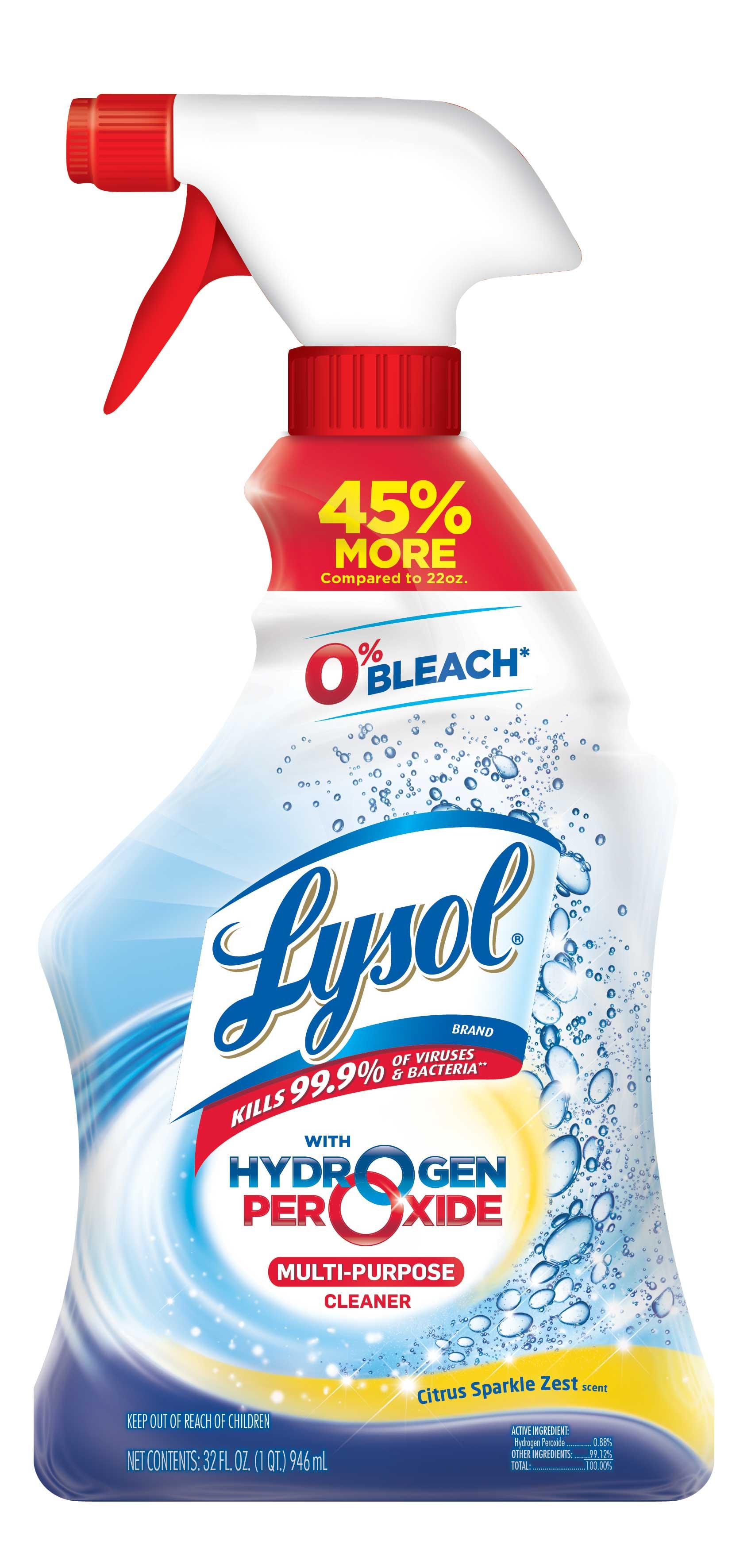 Lysol Power & Free Multi-Cleaner - Trigger Citrus