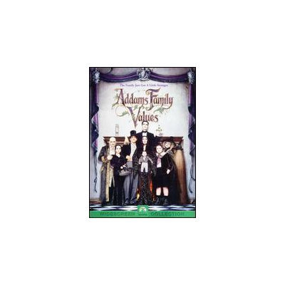 Addams Family Values [dvd]ws Enhanced 16x9/dolby Dig Eng 5.1 (paramount Home Video)