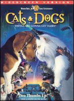 Cats & Dogs [Widescreen] (used)