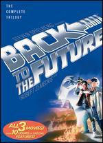 Back to the Future: The Complete Trilogy [Widescreen] [3 Discs] (used)