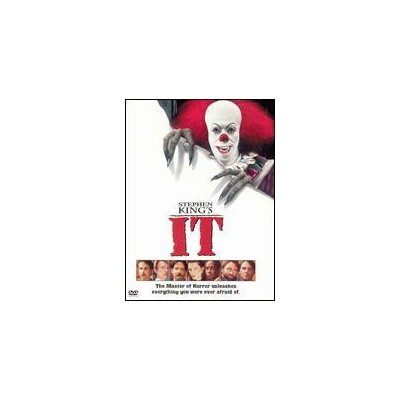 Stephen King's It! Dvd from Warner Bros.