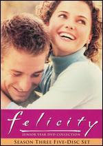 Felicity: Season Three [Junior Year Collection] [5 Discs] (used)