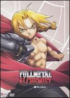 Fullmetal Alchemist, Vol. 1: The Curse [Uncut] (used)