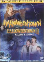 Halloweentown Double Feature [dvd] (buena Vista Home Video)