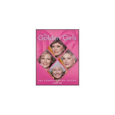 Golden Girls: The Complete Third Season [3 Discs] - DVD