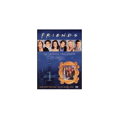 Friends: The Complete First Season [4 Discs] (used)