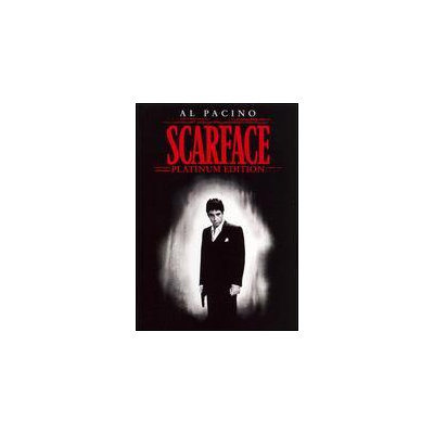 Scarface [Widescreen] [Platinum Edition] [2 Discs] (used)