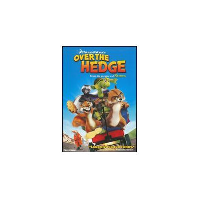 Over the Hedge [Full Screen] (used)