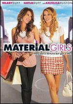 Material Girls - Widescreen Fullscreen Dubbed - DVD