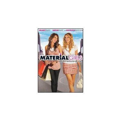 Material Girls - Widescreen Fullscreen Dubbed - DVD